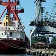 Перевозка грузов морскими путями фото