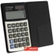 Калькулятор CITIZEN SLD-7710, карманный, 10 разрядный фото