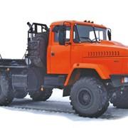 Лесовозный тягач КрАЗ-64372-044 фото