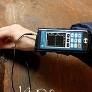 Миниатюрный ультразвуковой дефектоскоп А1211 Mini фото
