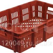 Пластиковый ящик 600х400х150 Арт.216