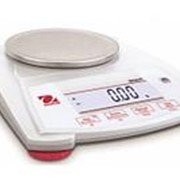 Лабораторные электронные весы OHAUS SPX622+гиря фото