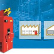 Воздухонагреватели, эффективная система нагрева средних и больших объектов фото