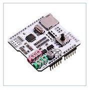 Підсилювач MP3 Music Shield для Arduino фото