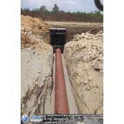 Ремонт наружных сетей канализации фото