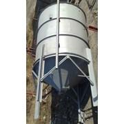 Резервуары стальные горизонтальные емкостью 2,5-100 м.куб для химической и нефтеперерабатывающей промышленности фото