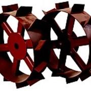 Колеса металлические фото