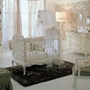 Коллекция мебели для новорожденных Frari Design Bebe1 Nastro Oro фото