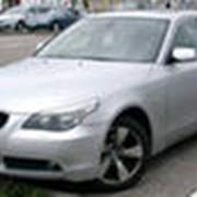 Прокат автомобилей бизнес класса BMW 525 Е60 фото