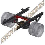 Air Ride Пневмоподвеска Газон Некст (задняя + передняя ось, Air-Ride 2PS + Air-Ride 1PS) фото