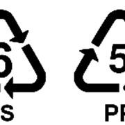 Полистирол зеленый, полипропилен соэкструзия, полиамид вторичный фото