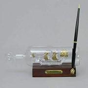 Корабль с ручкой Мэйфлауэр фото