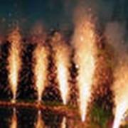 Фейерверки-фонтаны фото