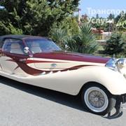 Прокат ретро автомобилей в Сочи фото