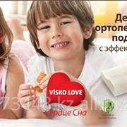 """Ортопедическая подушка ViskoLove с эффектом памяти """"Детская"""" фото"""