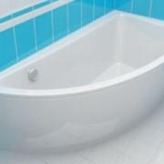 Ассиметричная ванна Cersanit Nano 140 x 75 фото