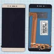 Дисплей для Prestigio Muze A7 PSP7530 в сборе с тачскрином золотой фото