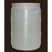 Бочка пластиковая объёмом 50 литров с диаметром горловины 340 мм фото