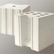 Блок силикатный стеновой для наружных стен рядовой/лицевой фото