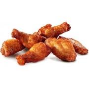 Доставка горячих закусок - Куриные крылышки фото