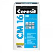 Ceresit СМ 16 Эластичный клей для крепления всех видов плитки фото