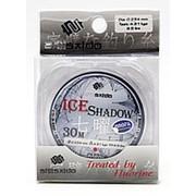 """Леска """"Shii Saido"""" Ice Shadow, L-30 м, d-0,074 мм, test-0,48 кг, прозрачная/10/400/ фото"""
