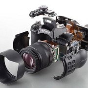 Услуги ремонта фотоаппаратов фото