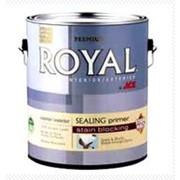 Пятноустраняющий латексный грунт Royal Stain Blocking Primer & Sealer— код 215A100 фото