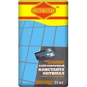 Клей для плитки Константа Оптимал фото