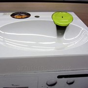 Раковина на стиральную машину фото