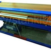 Станок для постформирования декоративных древесно-слоистых пластиков HPL ПФ 1500 фото