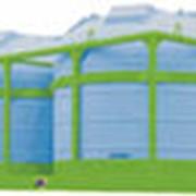 Ёмкости для перевозки воды и жидких удобрений - кассеты фото
