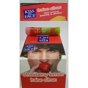 Бальзамы натуральные для губ Клубника Лимон KISS MY FACE (США) фото