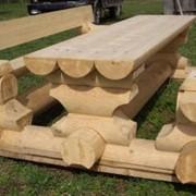Производство товаров для сада. Мебель садовая. фото