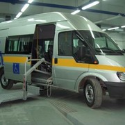 Автобус Форд Транзит для инвалидов фото