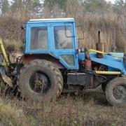Тракторные работы в Киеве фото