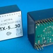 Датчик измерения постоянного и переменного тока ДТХ-5-30 фото
