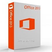 Приложение офисное - Microsoft Office Home and Business 2013 фото