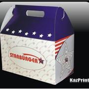 Упаковка для Fast Food фото