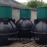 Емкости пластиковые для сельского хозяйства, пищевой и химической промышленности фото