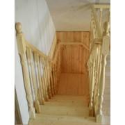Изготовление деревянных конструкций и деталей фото