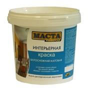 Краска акриловая Ореол для стен и потолков 6,5кг моющаяся (9079) (г.Ростов) фото