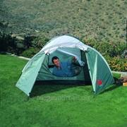 Палатка туристическая 2-слойная для четырех персон #67171 фото
