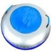 Тюбинг Тент Серебро-Голубой 180 Кг фото