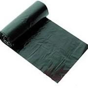 Пакеты для мусора, ВД, 120л, Paclan Professional, 70х110, 40мкм, черные, 20шт/рулон фото