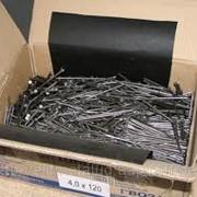 Гвозди строительные 70,80, 90, 100, 120, 150, 200, шиферные, от фото