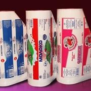 Пленка для упаковки молочных продуктов фото