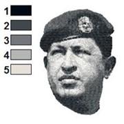Халат с вышивкой Chávez фото