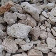 Сыпучие строительные материалы - известняк фото