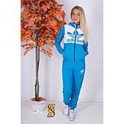 Женский спортивный костюм Адидас (4 расцветки) фото